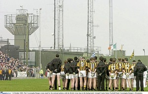Danny Hughes: GAA can do more to bring orange and green together