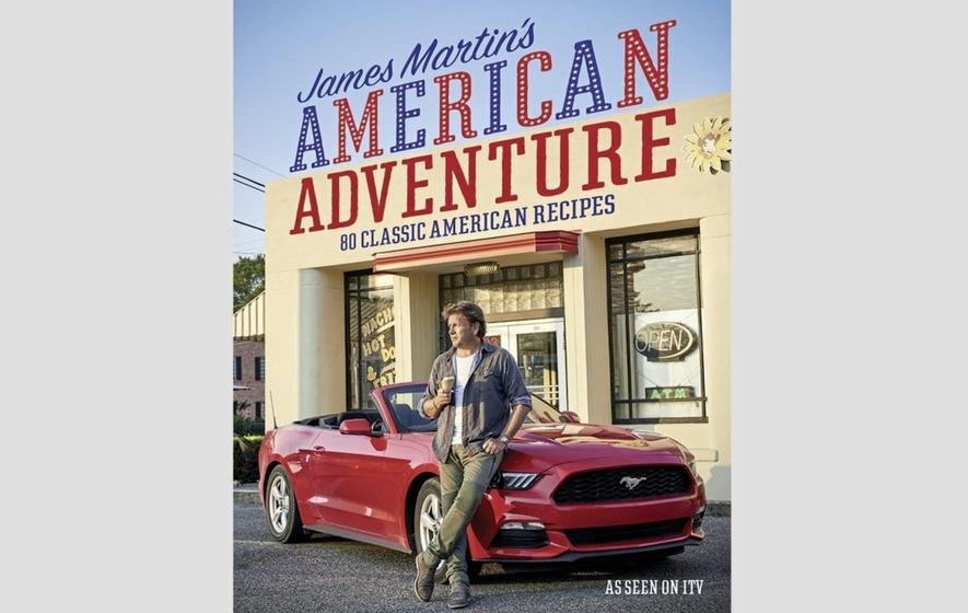 James Martin Takes To The Road To Explore America Through