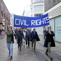 New Martin Lynch play marks 50 years since first civil rights march in the north