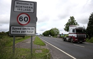 British media should stop talking about Irish border