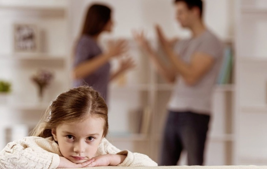 How to help children cope when mum and dad no longer love