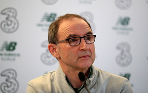 Republic of Ireland boss Martin O'Neill hands first call-ups to four uncapped players