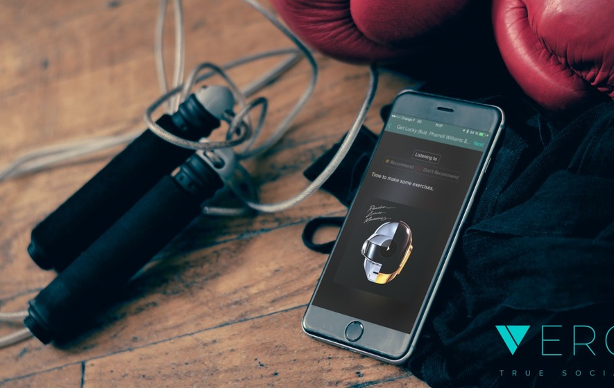 New app Vero shows you what's new and popular in real time