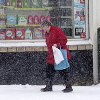 Commuters warned of further travel chaos as wintry weather takes grip