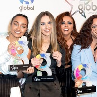 Little Mix promise to tear up after-party as they win big at Global Awards