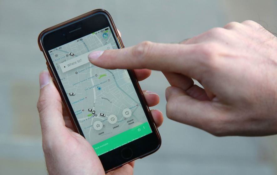 New 'Uber Health' service allows doctors to book patients a ride