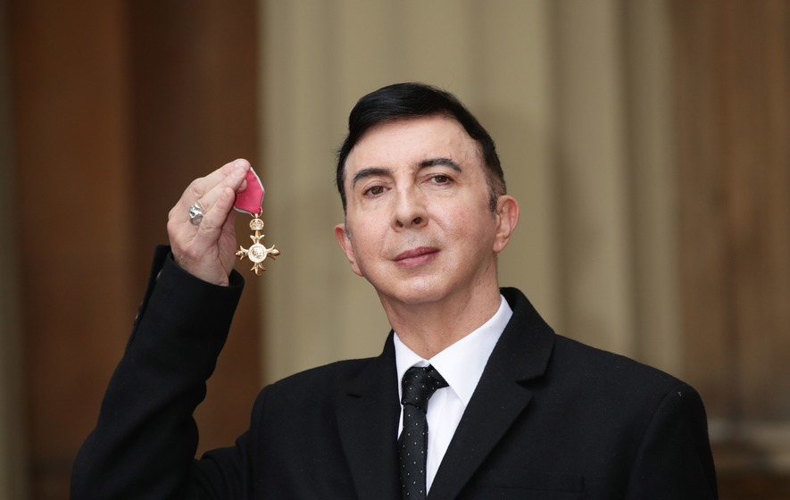 Marc Almond Collects Obe As He Prepares For Soft Cell S