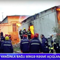 25 killed after fire at Azerbaijan drug treatment facility