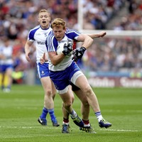 Monaghan's Kieran Hughes ready to come back better than ever after winter break