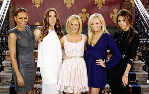 Sleb Safari: Spice Girls' comeback is not what Craig David wants, what he really really wants