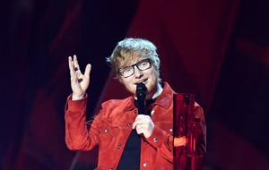 Ed Sheeran breaks another record as Divide logs full year in top ten