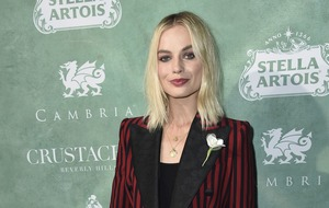 Margot Robbie and Viola Davis among stars at Women in Film pre-Oscars event