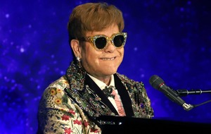 Sir Elton John storms off stage as fan tries to touch him during performance