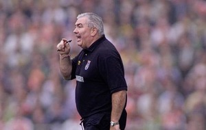 Armagh legend Joe Kernan bids a fond farewell to football management