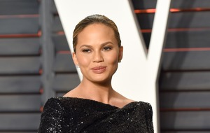 Chrissy Teigen giving away dress after 'cancelling' Oscars Sunday