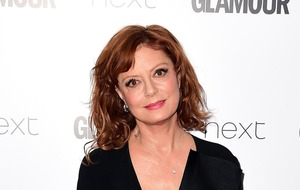 Susan Sarandon hails advance of women who can 'green-light' projects