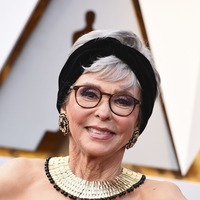 Rita Moreno wears 1962 Oscar dress as stars arrive for 90th Academy Awards