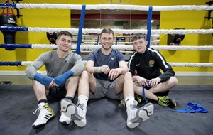 Clonard trio set for jet-setting month on international duty with Ireland