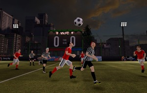 VRFC is bringing football to virtual reality headsets