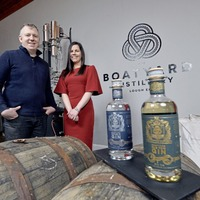 Boatyard Distillery serves up new vodka product thanks to cash injection