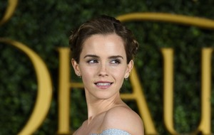 Emma Watson debuts huge Time's Up tattoo – complete with error