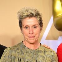 Man arrested for stealing Frances McDormand's Oscar
