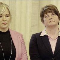 Arlene Foster denies handing over 'draft agreement' to Sinn Fein