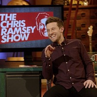 TV Quickfire: Comedian Chris Ramsey quizzed on his new chat show