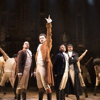 Hamilton leads Olivier Awards nominations with record-breaking 13 nods