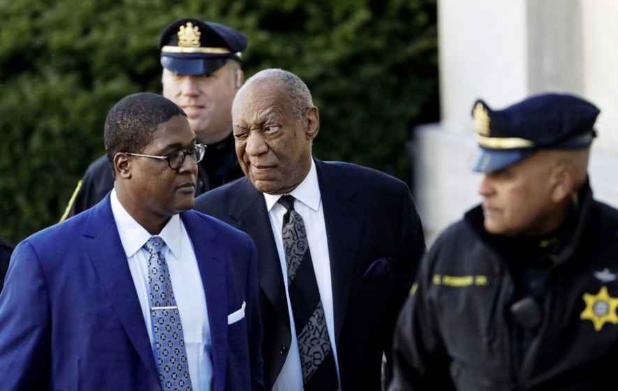 Cosby fights to block accusers, but show settlement