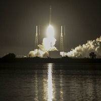 SpaceX successfully launched a satellite the size of a city bus into orbit