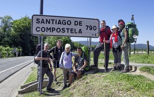 Pilgrimage: The Road To Santiago – we had the greatest time say seven celebs