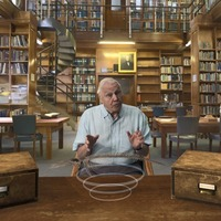 Sky VR experience will allow users to tour London museum with David Attenborough