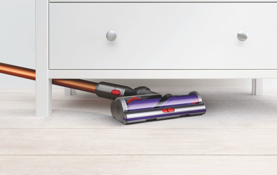 Dyson commits to cord-free future
