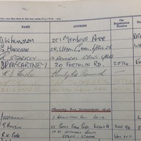 Hotel directory signed by The Beatles expected to collect £10,000 at auction