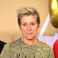 Man accused of stealing Frances McDormand's Oscar to appear in court
