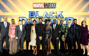 Black Panther claws past superheroes at UK box office