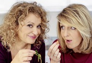 Nadia Sawalha and Kaye Adams: We're so wonderful we could eat ourselves