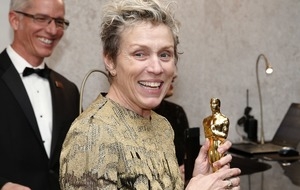 Man accused of stealing Frances McDormand's Oscar denies grand theft