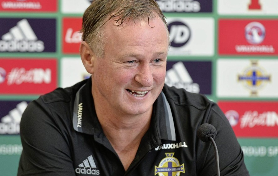 Michael O'Neill takes aim at FAI