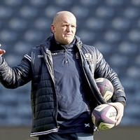 Gregor Townsend working hard to cure Scotland's travel sickness