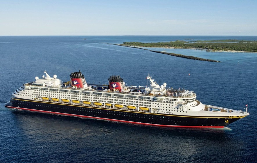 Video Disney Magic Ship To Cruise Into Belfast In 2019