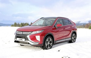 Mitsubishi Eclipse Cross: Daring to be different