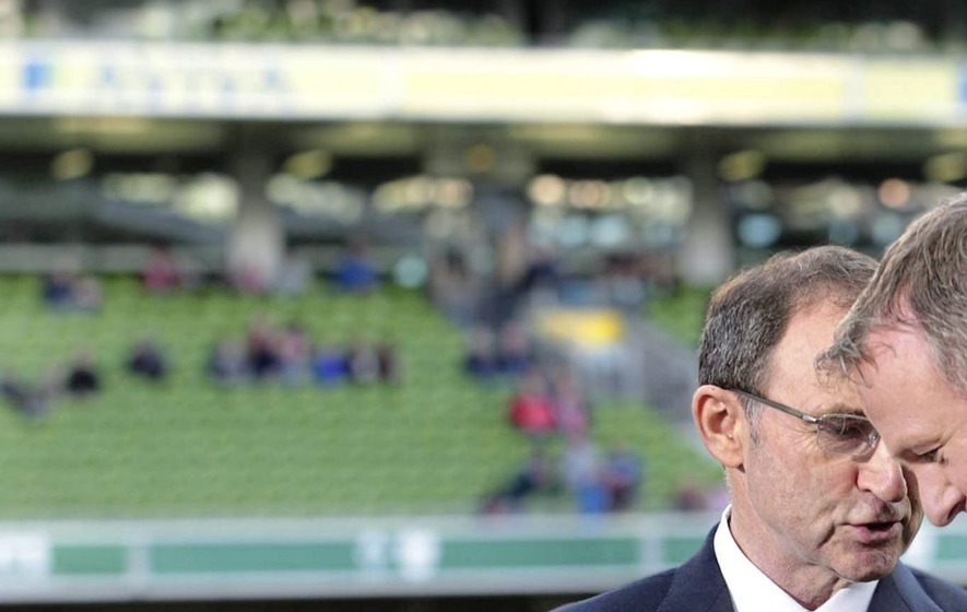Martin O'Neill Hits Out At