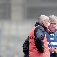 Mickey Moran steps down as Slaughtneil manager after winning four Derry Championships and three Ulster titles