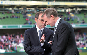 Martin O'Neill disappointed by Michael O'Neill's poaching claims