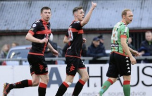 We won't be found wanting against Cliftonville against insists Crusaders winger Gavin Whyte