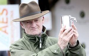 Maestro Mullins back on the Cheltenham Festival trail