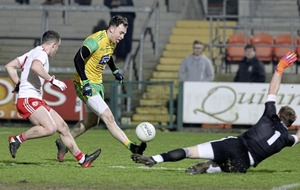 Tyrone and Donegal set for tight, tense top flight tussle