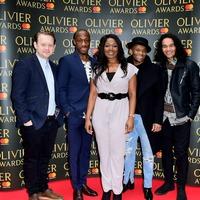 Hamilton cast celebrate 'dream' record Olivier nominations